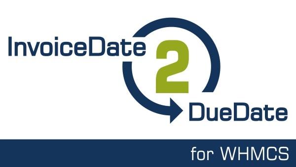 WHMCS Addon InvoiceDate 2 DueDate